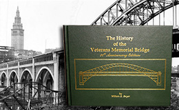 Book cover for the Veteran's Bridge Book