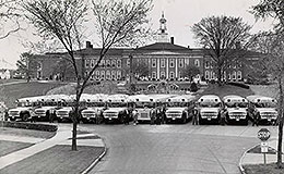 Brush High School, Lyndhurst, 1960.